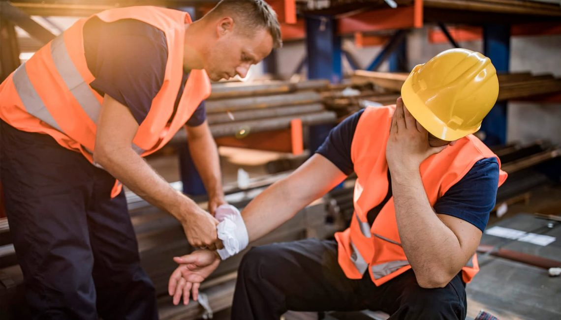 SAT ou seguro de acidente do trabalho